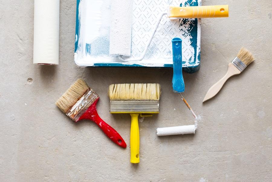 Kefekészítés festőmestereknek is